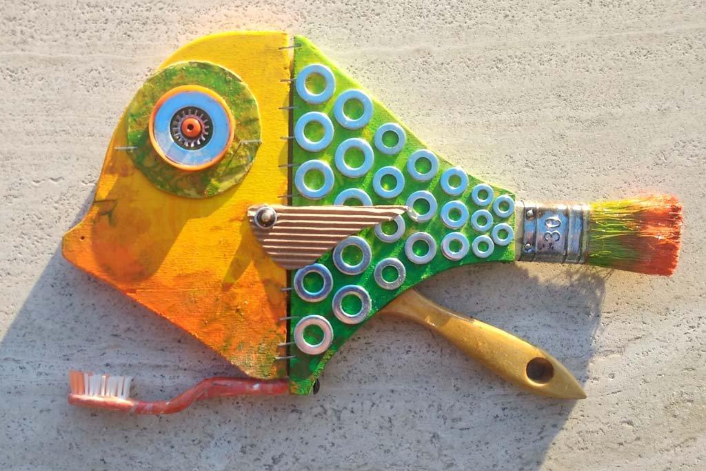 Angeloni: Brush Fish
