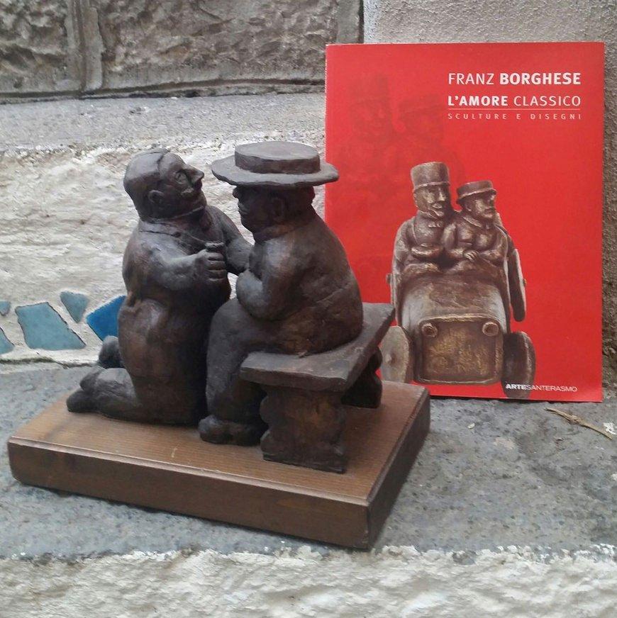 Borghese-bronzo
