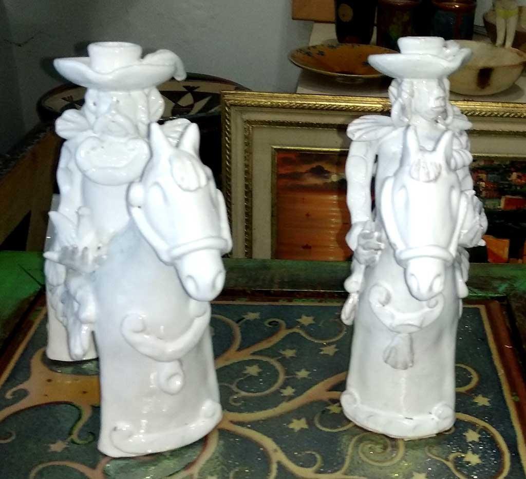 Cavalieri-ceramica-bianca