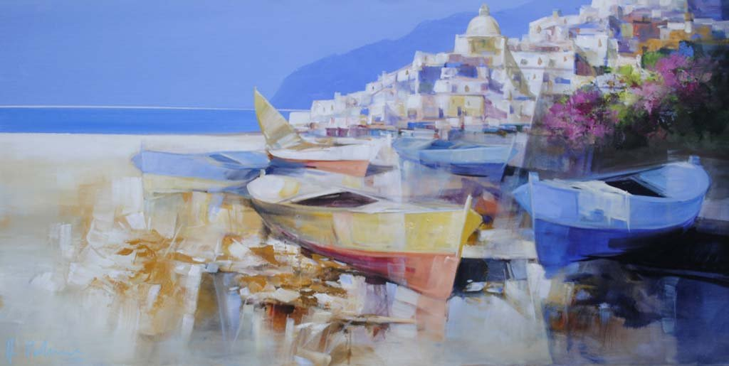 Paesaggio Marino 05