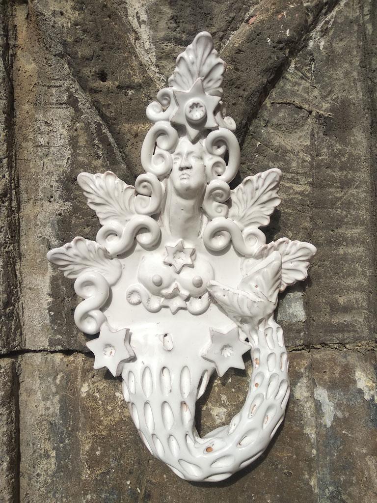 sirena-ceramica-bianca